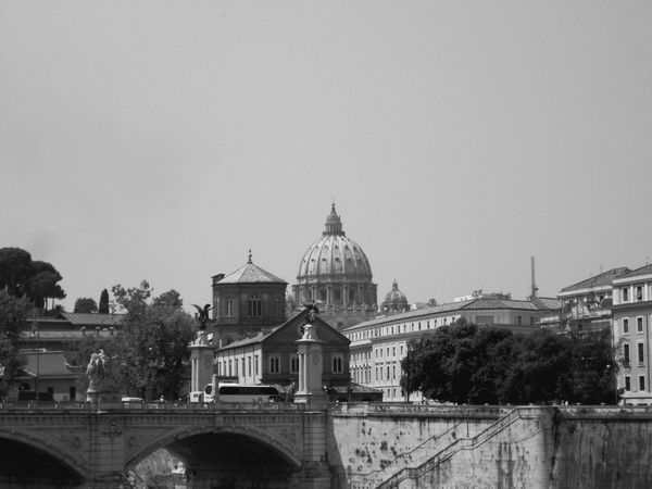 Rome SanPietro Roma Ancient Architecture Geometry Architecture Skyline