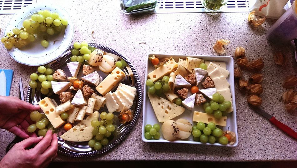 Family Time Cheese Plate Christmas Preparations Good Life