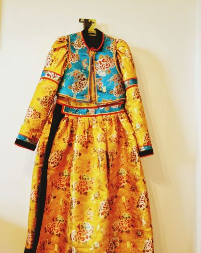 Buryatia, Russia, Ulan-Ude Buryat National Costum