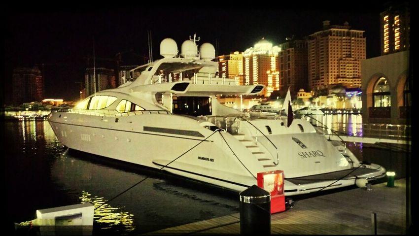 The Marina. PearlQatar Yachts