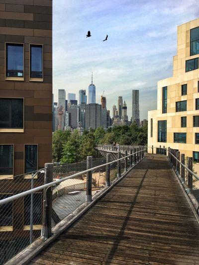 NYC - View City