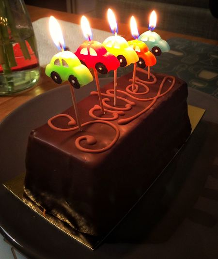 My Birthday Cake Food Porn