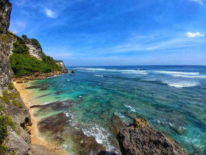 Beach Sea Nature Outdoors Summer Landscape