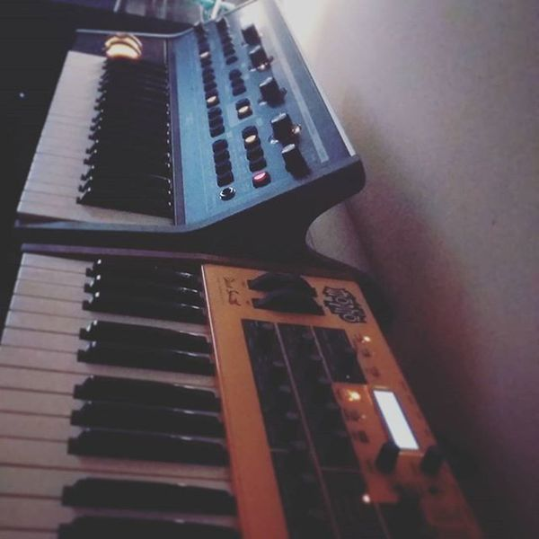 <3 Instamoog Moog Instagood Synthesizer Synth Music Analog Studio Keys Analogue Musician Classic Vintage Classy Recording Producer StudioLife Love Bass BEATS Bassmusic ElectronicMusic Davesmithinstruments Synthporn Keyboards vibes