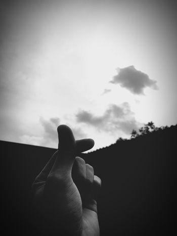 Everyone need love, even just a little bit of it #innerpeace #love #God #Nature  #notice #Pain #suffer #EyeEm #Black&White #sky Sky Real People One Person Cloud - Sky Silhouette Nature Hand Lifestyles Low Angle View Leisure Activity Outdoors Finger Human Finger Day Men Holding Human Hand Gesturing Human Body Part Body Part First Eyeem Photo