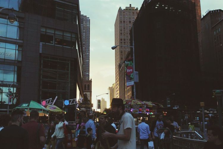Jazz Moments Great Atmosphere Street Music New York Travel Capture The Moment Amazing Aroundtheworld Sunset Travelling