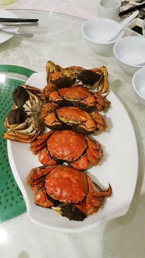 Hairycrab Season  Hongkongfood Crab