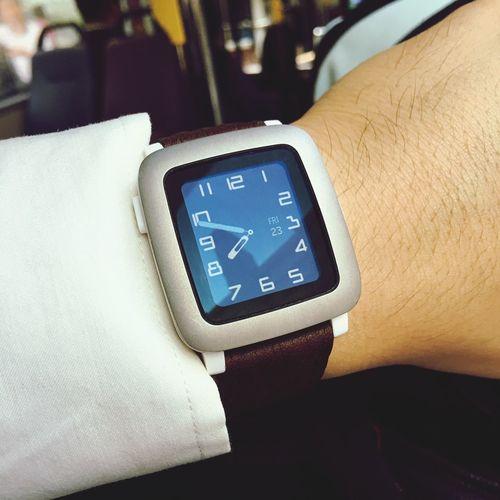 Pebble Watch,