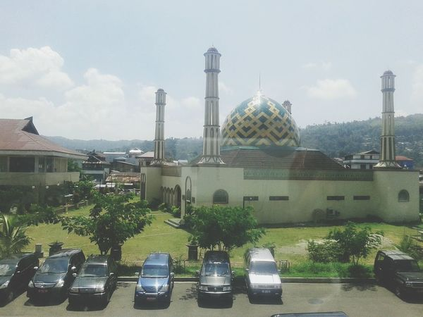 Ambon Maluku  Islamic Center