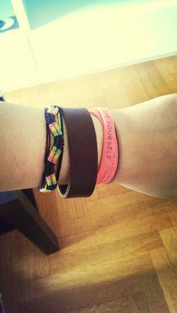 braccialetti! uno molto più importante degli altri! <3 Memories