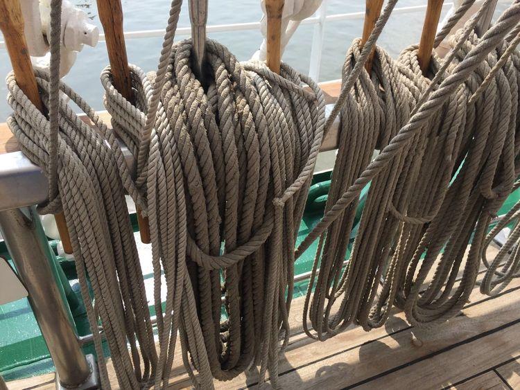 Rope Seil Darmlodziezy Segelschiff Sailing Ship