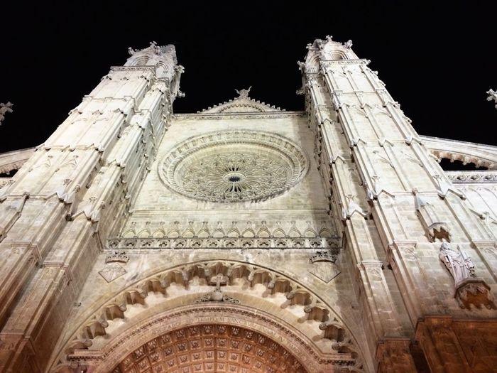 Cathedral of Santa Maria of Palma Architecture Palma De Mallorca First Eyeem Photo