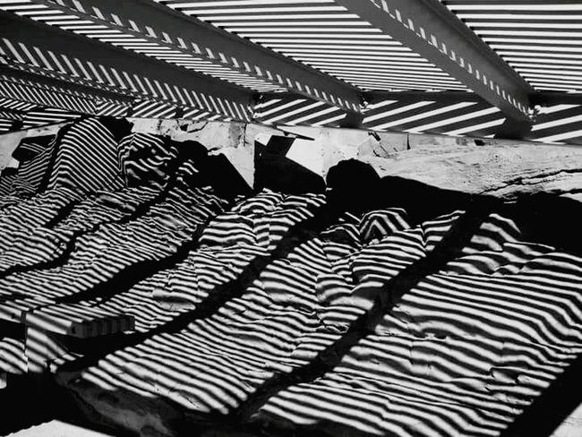 Pattern Stripes Pattern Shade Slats