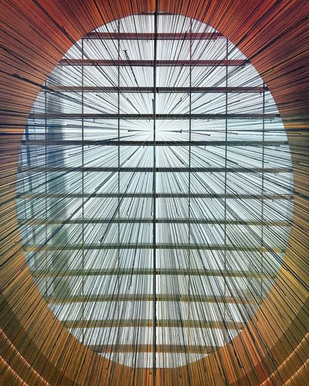 The Architect - 2018 EyeEm Awards EyeEm Ready   Indoors  No People Architecture Modern Built Structure Full Frame Skyscraper Sky Lines White Sky Looking Up Low Angle View