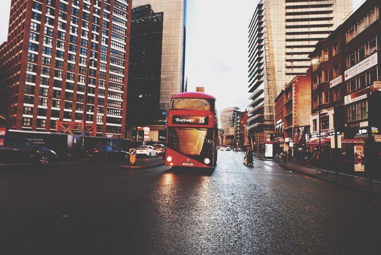 London Bus London University Streetphotography Street Eastlondon Shoreditch City