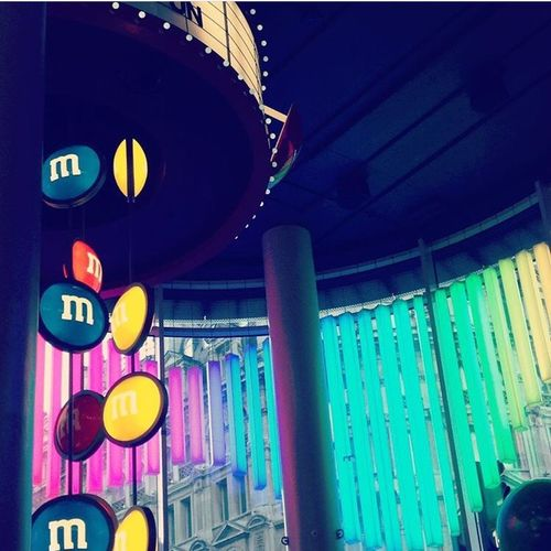 M&M's store London EyeEmNewHere