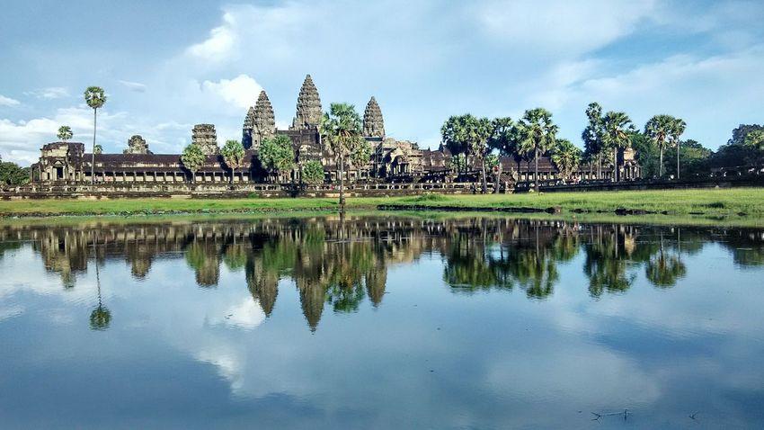 Siemreap Angkor Wat Cambodia Adventure Travel 7 Wonders