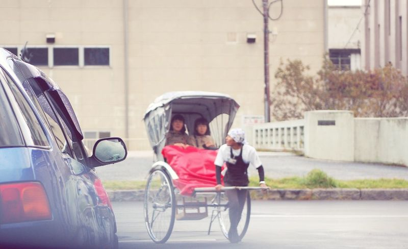 人力車 Rickshaw Street Streetphotography