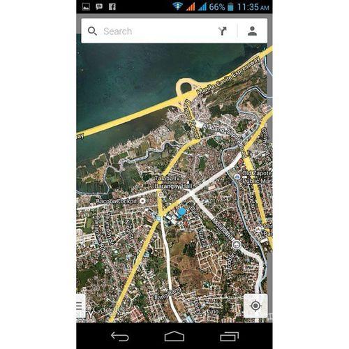 Map Googlemap Rundown Bacoor cavite
