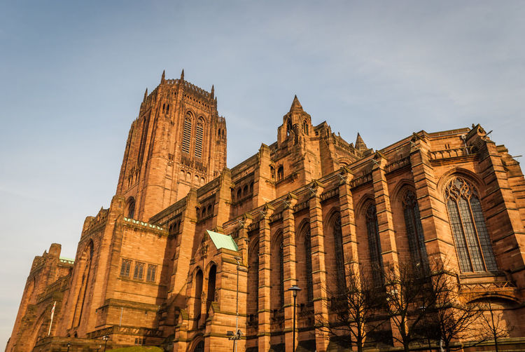 Liverpool Cathedral Architecture Architecture Building Exterior Built Structure Cathedral Church Lancashire Liver Liverpool Liverpool Cathedral Liverpool, England Mersey Merseyside Place Of Worship Religion Religious  Religious Architecture Tourism Towers Waterfront Worship