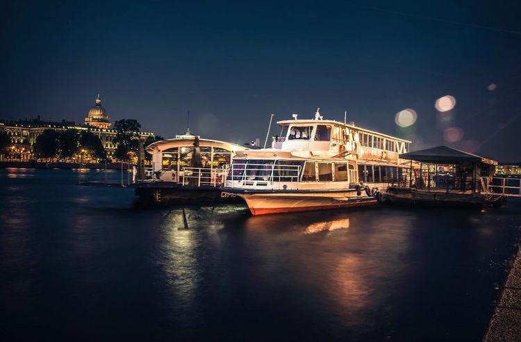 Cities At Night Saint Petersburg