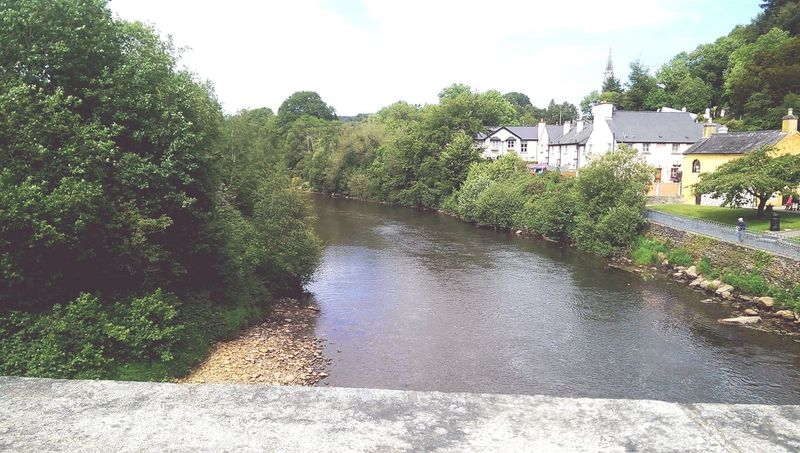 #avocavillage #small-town #beautiful #Ireland