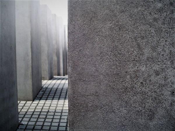 Architecture Built Structure Capture Berlin Concrete Concrete Blocks Day Holocaust Memorial Holocaust-Mahnmal No People Outdoors Textured