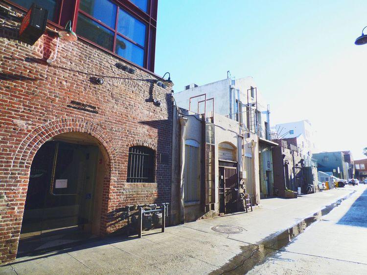 Backstreets & Alleyways Old Town Pasadena Old Buildings Urban Photography Intelligentsia Piehole Pasadena  Panasonic Lumix