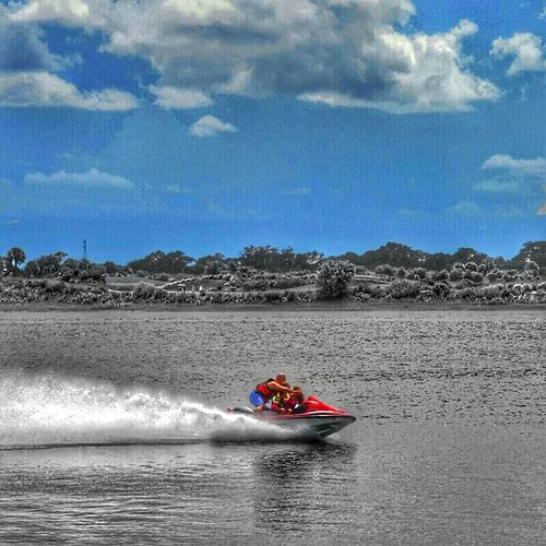 Here's the deal. You take the camera, I'll take the jetski! Enjoying Life Relaxing Check This Out Jetski Jetskiiing Color Splash Boca Raton