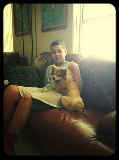 Zach And Rocky
