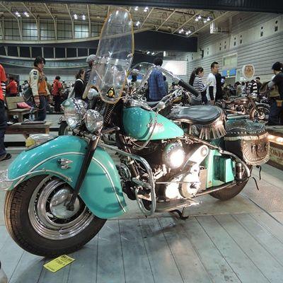 Yokohama hotrod custom show 2013 Hcs2013 Indian Indianmotorcycle