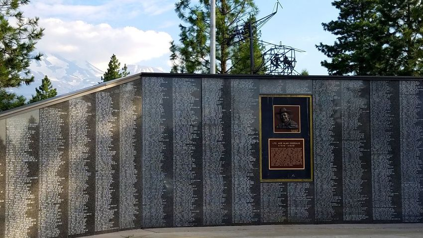Living Memorial Veteran's Sculpture Garden Wall Veterans Veterans Wall Built Structure Architecture Pattern Names Honor Memorial Travel Destinations Service To Country Emotional Honoring The Fallen Memories Serviceman Servicewomen Memorial Service Veterans Memorial Remembering The Week On EyeEm Soldier Artist