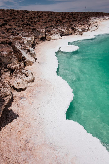 Atacama desert, hidden lagoons, baltinache