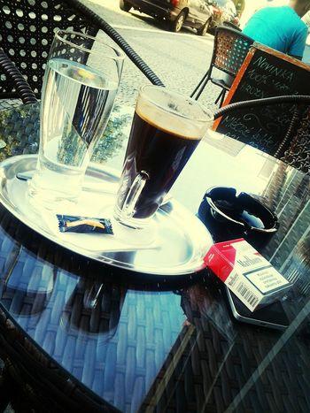 Coffe And Cigarretes