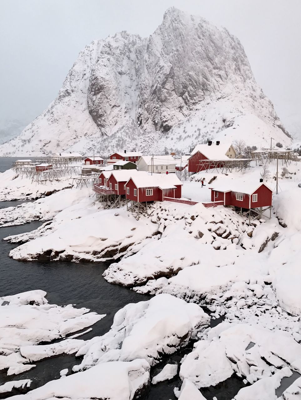 snow, winter, cold temperature, mountain, weather, nature, scenics, snowcapped mountain, outdoors, mountain range, white color, tranquil scene, frozen, day, beauty in nature, tranquility, no people, physical geography, landscape, sky, iceberg