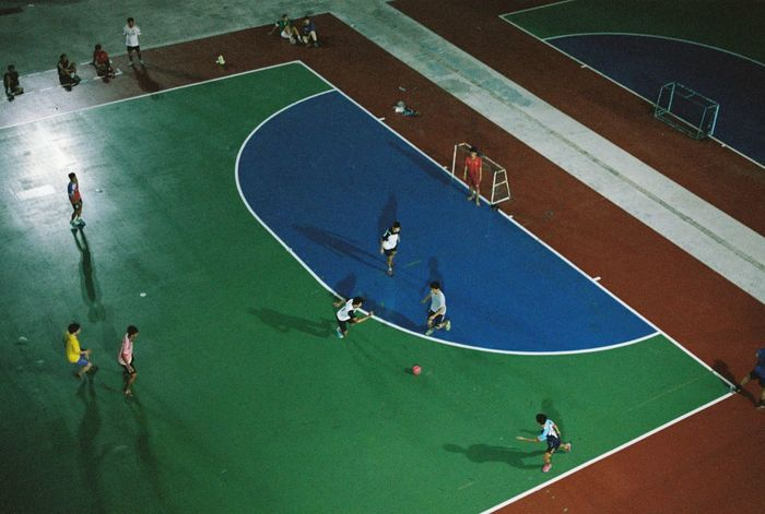 Agfavista400 Canonf1 Football Fever Sport