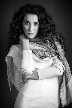 Black And White Photography Makeup Model Fashion Portrait Studio Photography Photographer Blackandwhite Model: Andreea Tudor Makeup: Elena Rosca Make-up Artist Photography / Retouch: Bogdan Suditu