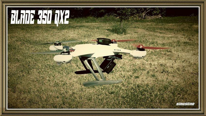 Blade 350  QX2 - Quadrocopter