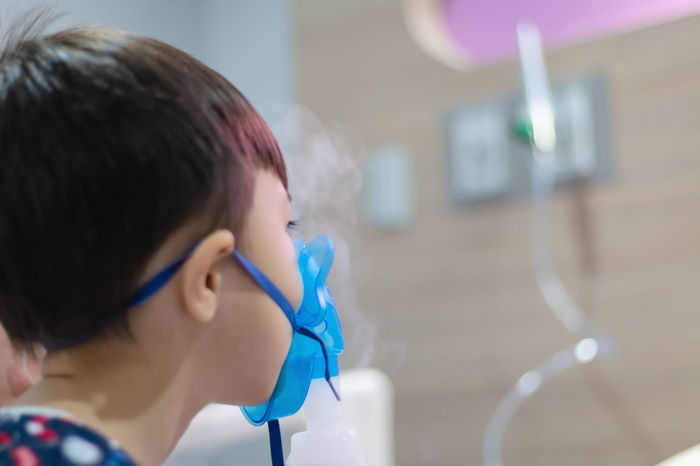 Kid sickness Respiratory Syncytial Virus. Bed Care Hospital Innocence Medicine Syncytial Allergy Asthma Child Childhood Flu Grippe Headshot Health Ill Influenza Kid Patient Patientcare Respiratory Respiratory Mask Rsv Sick Sickness Virus