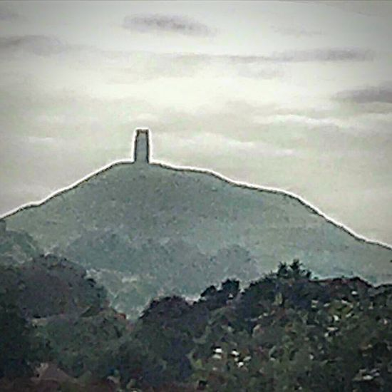 Glastonbury tor Landscape Tranquil Scene Day Nature Full Frame Outdoors No People Tranquility Beauty In Nature Non-urban Scene Glastonbury Tor