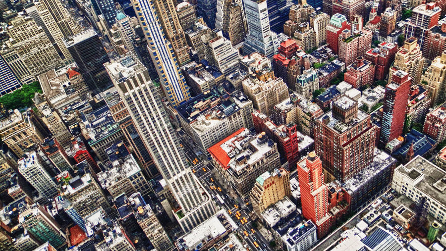 The busy city .. New York The photo has been taken from The Empire State Building Busy Busy City City City Life Cityscape Cityscapes Empire State Empire State Building I Manhattan New York City Newyork NYC NYC Photography United States USA USAtrip