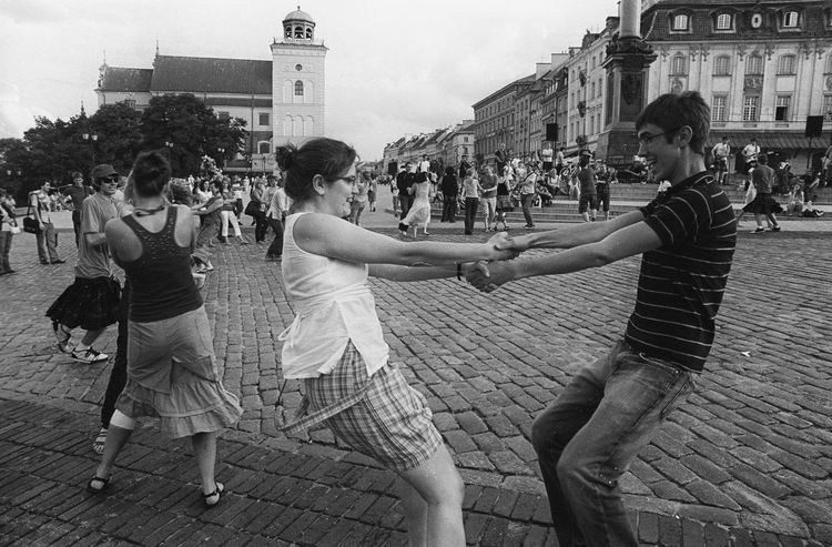 Brotherhood City Dance Dancers Happiness Happy People Large Group Of People Outdoors Real People Togerherness Young Women The Street Photographer - 2017 EyeEm Awards