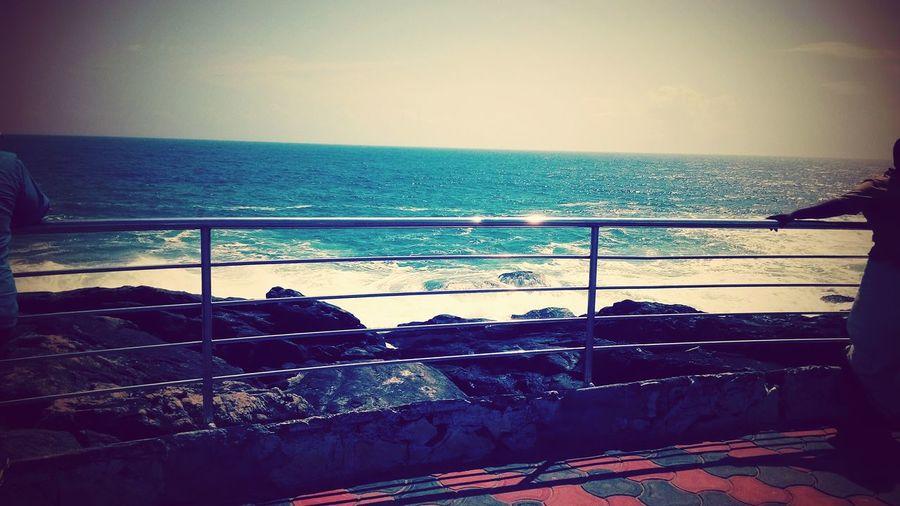 Sea View First Eyeem Photo Peaceful Moment Bluesea Arabiansea