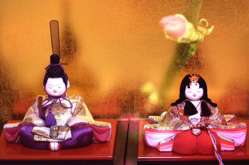 お約束なので(^^;; ひなまつり Doll Japanesedoll Double Exposure Doubleexposure Japan Japanese Culture
