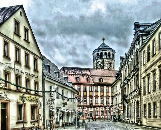 Bayreuth/Germany HDR Church Germany