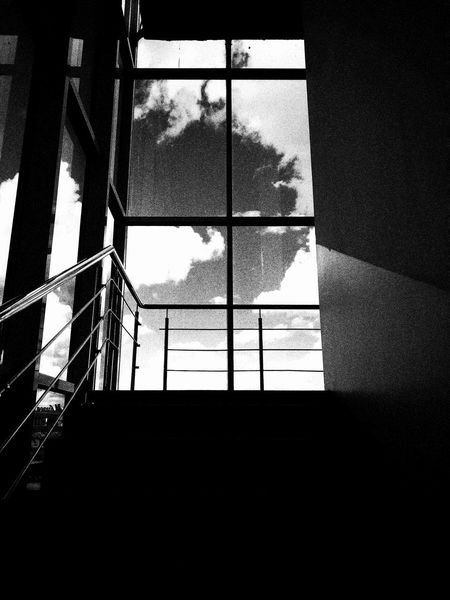Window Sky Lightanddarkness Darkness And Light Blackandwhite Contrast Moscow Clouds And Sky Photooftheday