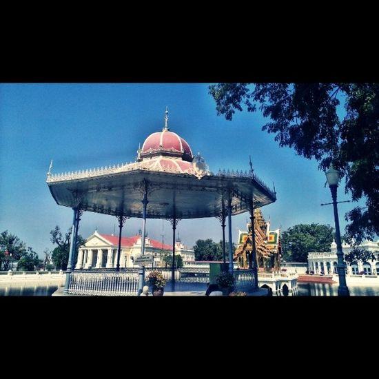 ณ บางปะอิน พาเลซ Igers Thailand Igoftheday Igersoftheday