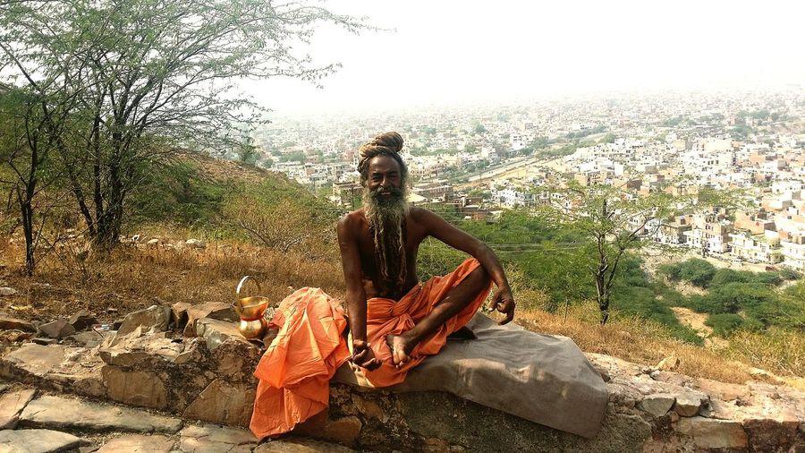 Instant privilégié au Monkey Temple de Jaipur Incredible India