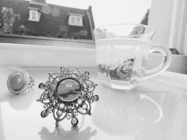 Blackandwhite Black And White Black & White Blackandwhite Photography Soaking  Cleaning Cleaning Jewelry Ring Schmuck Jewelry Jewellery