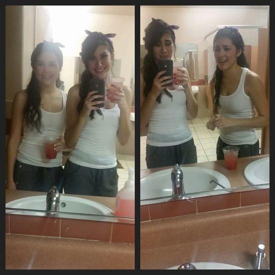 Primas♡ Lovehertodeath Quinceñera Buzzin Selfies